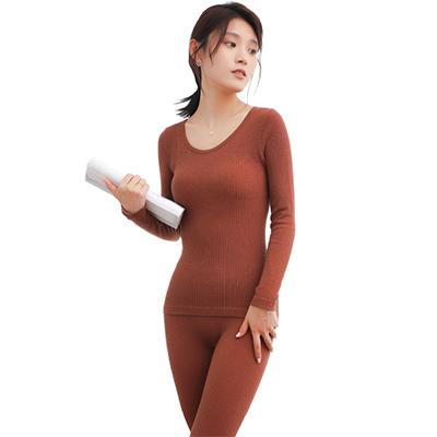 6053秋冬保暖内衣套装